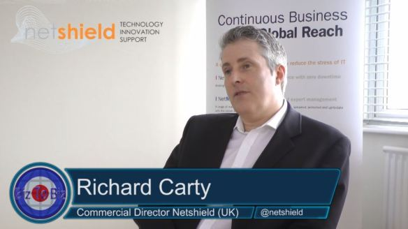 Data Backup, Windows XP, Netshield, Richard Carty