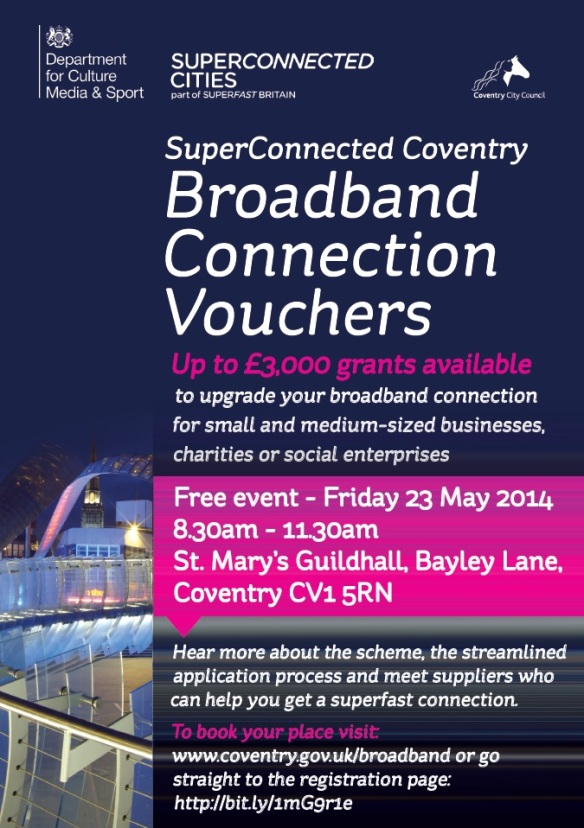 SuperConnect Event - Coventry